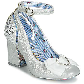 Shoes Women Heels Irregular Choice DEITY Silver