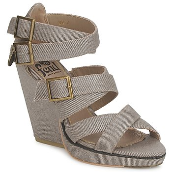 Shoes Women Sandals Feud WASP Taupe