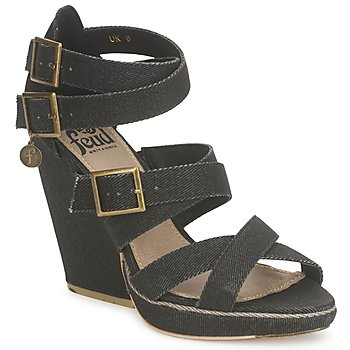 Shoes Women Sandals Feud WASP Black