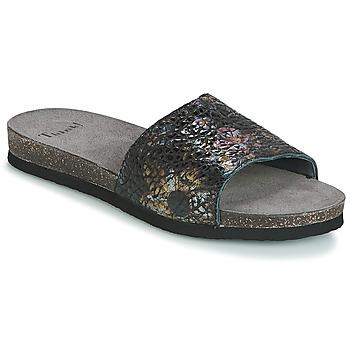 Shoes Women Mules Think TANA Black