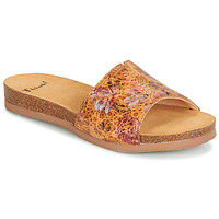 Shoes Women Mules Think TANA Brown