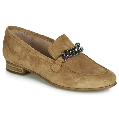 Shoes Women Loafers Muratti DALILAH Camel