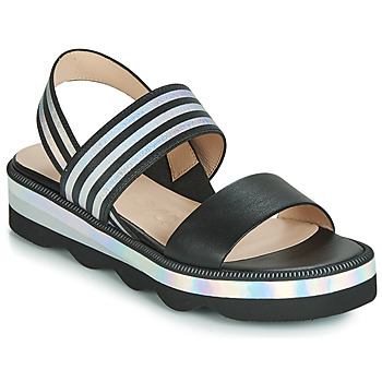 Shoes Women Sandals Wonders BOLETTI Black