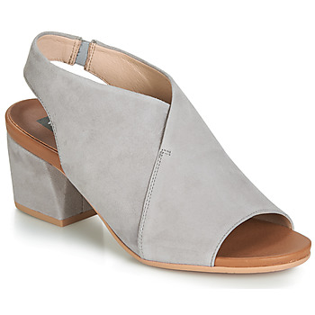 Shoes Women Sandals Wonders FILETI Taupe