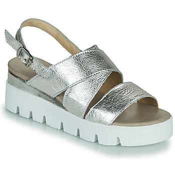 Shoes Women Sandals Sweet Lemon SACOH Silver