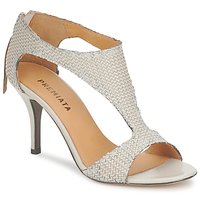 Shoes Women Sandals Premiata 2834 LUCE Cream