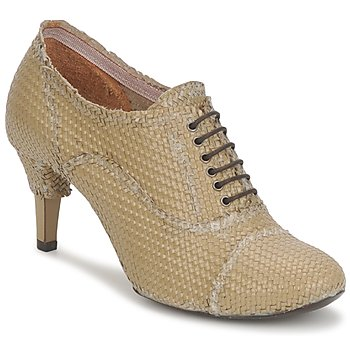 Shoes Women Shoe boots Premiata 2851 LUCE Ocra