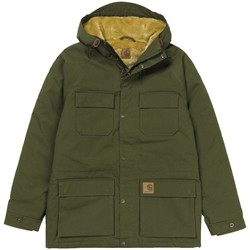 Clothing Men Jackets Carhartt WIP Mentley Jacket Green