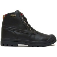 Shoes Women Mid boots Little Marcel Bottines Presto H14IGC010 Noir Black