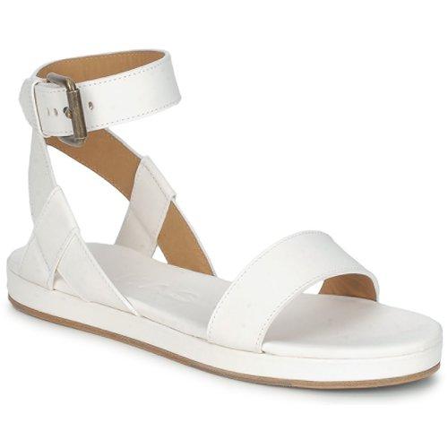 Shoes Women Sandals Rochas RO18002 White
