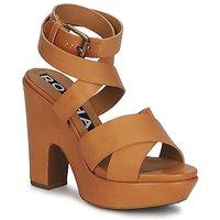 Shoes Women Sandals Rochas RO18082 BEIGE
