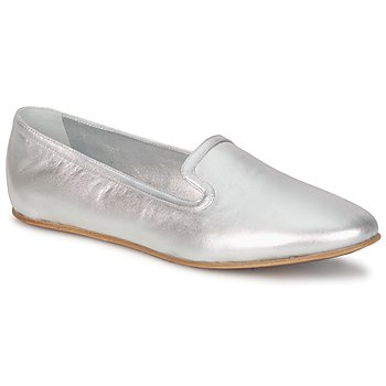 Shoes Women Loafers Rochas RO18101 SILVER