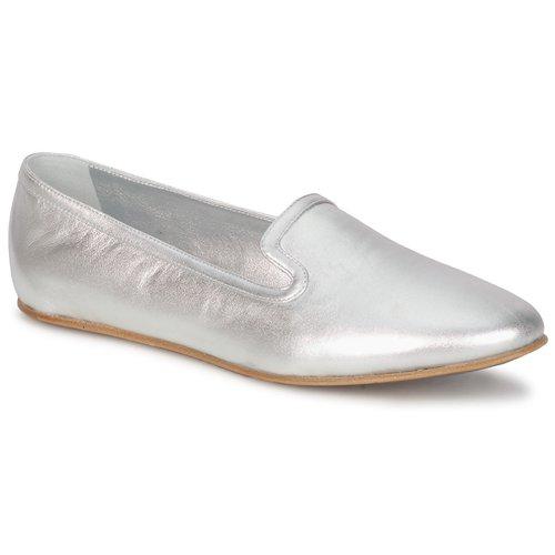 Shoes Women Loafers Rochas RO18101 Silver