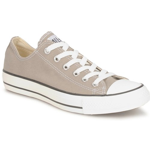 Shoes Low top trainers Converse ALL STAR OX Grey / Taupe
