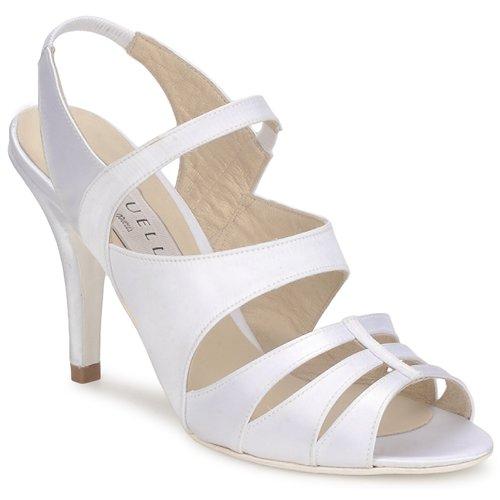 Shoes Women Sandals Vouelle ELISA White