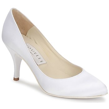 Shoes Women Heels Vouelle LEA White