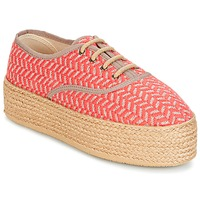 Shoes Women Espadrilles Betty London CHAMPIOLA Coral