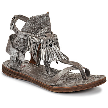 Shoes Women Sandals Airstep / A.S.98 RAMOS Silver