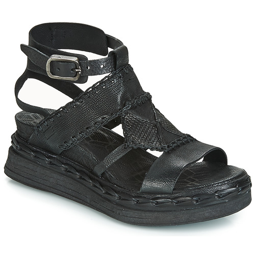 Shoes Women Sandals Airstep / A.S.98 LAGOS Black