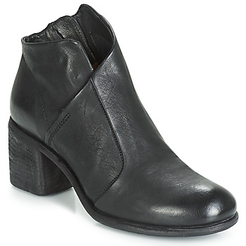 Shoes Women Ankle boots Airstep / A.S.98 BALTIMORA LOW Black
