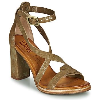 Shoes Women Sandals Airstep / A.S.98 BASILE Silver