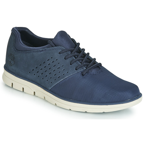 Shoes Men Low top trainers Timberland BRADSTREET F/L OXFORD Blue