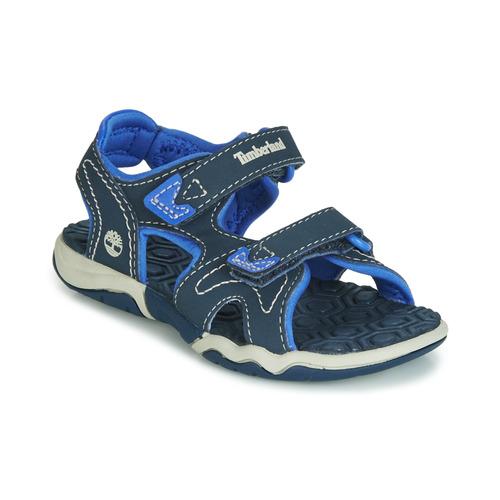 Shoes Children Sandals Timberland ADVENTURE SEEKER 2 STRAP Blue