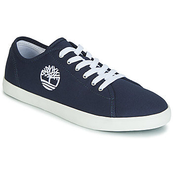 Shoes Children Low top trainers Timberland NEWPORT BAY CANVAS OX Blue