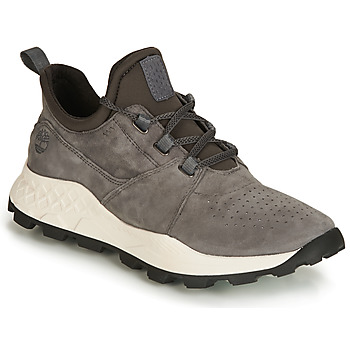 Shoes Men Low top trainers Timberland BROOKLYN LACE OXFORD Grey
