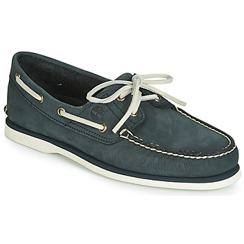 Shoes Men Boat shoes Timberland CLASSIC BOAT 2 EYE Grey