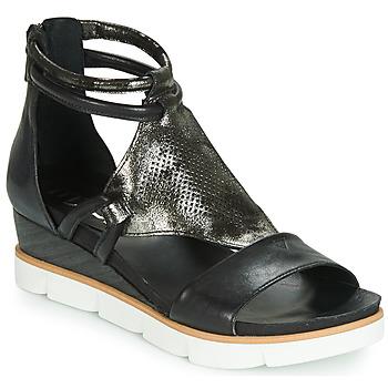 Shoes Women Sandals Mjus TAPASITA Black / Metallic