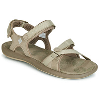 Shoes Women Outdoor sandals Columbia KYRA III Beige