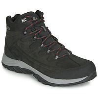 Shoes Men Walking shoes Columbia TERREBONNE II MID OUTDRY Black