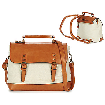 Bags Women Small shoulder bags Casual Attitude JOTISE Beige