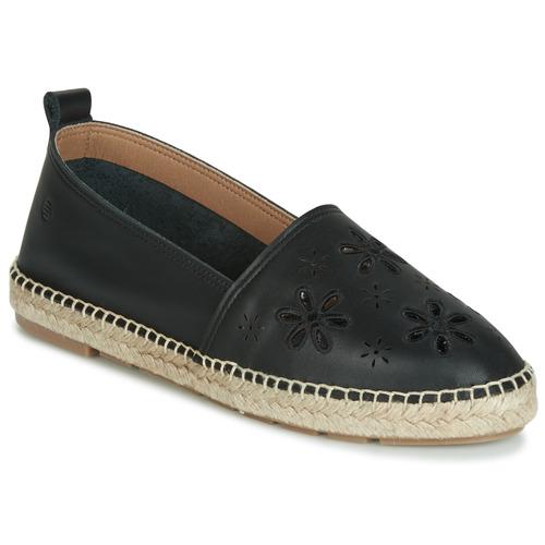 Shoes Women Espadrilles Betty London JAKIKA Black