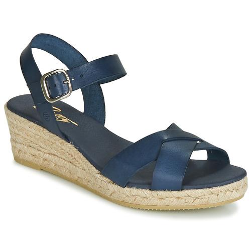 Shoes Women Sandals Betty London GIORGIA Marine