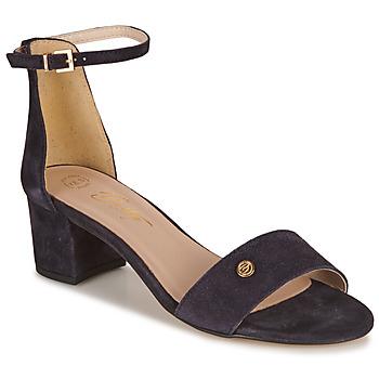 Shoes Women Sandals Betty London INNAMATA Marine
