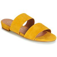 Shoes Women Mules Betty London JISTINE Yellow