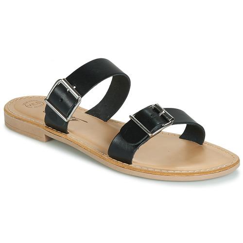 Shoes Women Mules Betty London JADALEBE Black