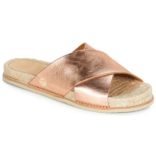 Shoes Women Mules Betty London JIKOTI Gold