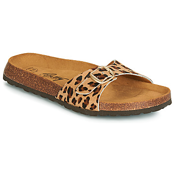 Shoes Women Mules Betty London JIKOTI Brown