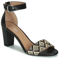 Shoes Women Sandals Betty London CRETOLIA Black