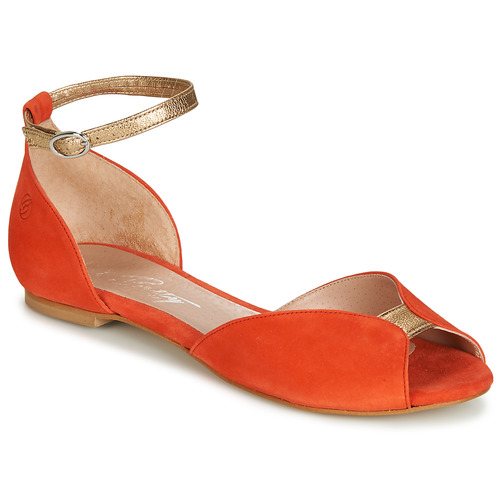 Shoes Women Sandals Betty London INALI Coral