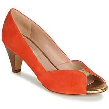 Shoes Women Heels Betty London JIKOTIZE Coral