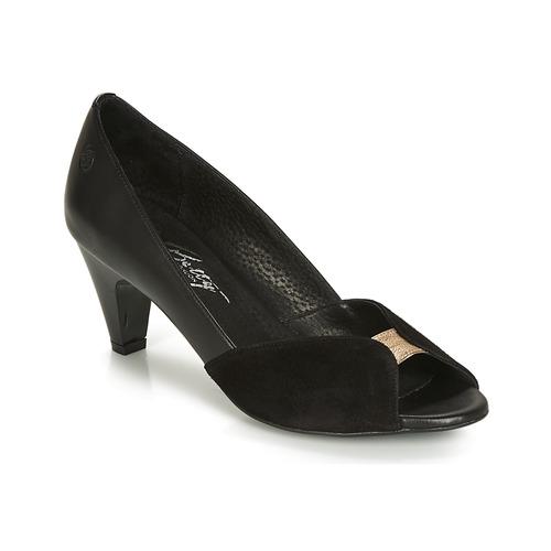 Shoes Women Heels Betty London JIKOTIZE Black