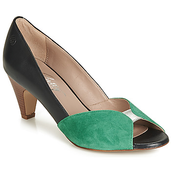 Shoes Women Heels Betty London JIKOTIZE Black / Green