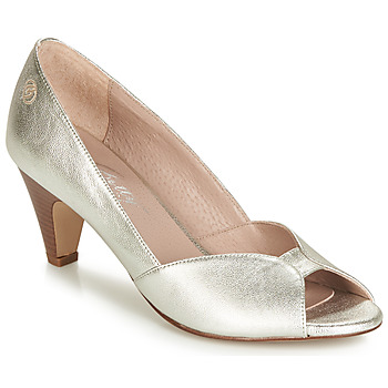 Shoes Women Heels Betty London JIKOTIZE Silver