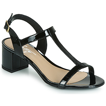 Shoes Women Sandals Betty London CREPE Black