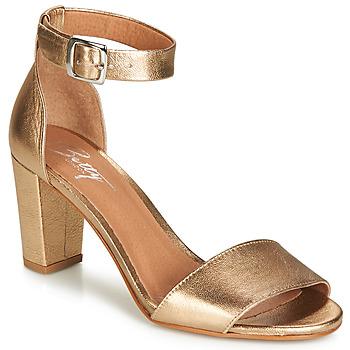 b31914494321 Shoes Women Sandals Betty London CRETOLIA Gold