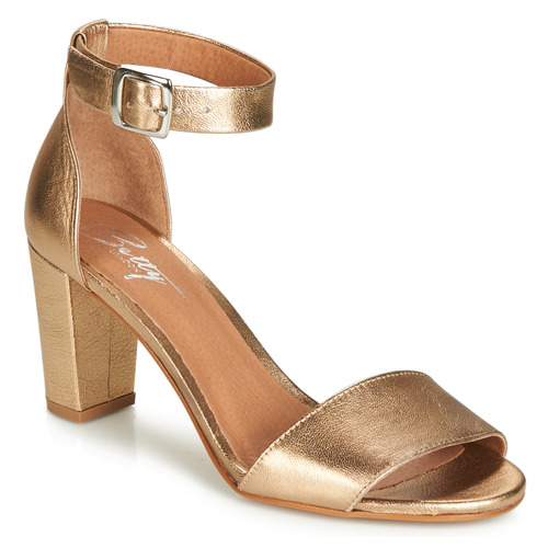 Shoes Women Sandals Betty London CRETOLIA Gold
